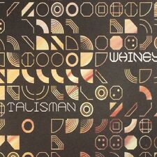 WHINEY - Talisman LP (CD) Med School Drum And Bass