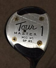 Rare Tour Master Driver Golf Club GP-85 Right Handed