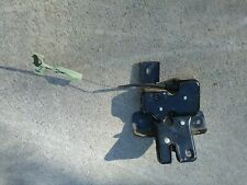 99-04 Ford Mustang Trunk Latch Lid Lock Actuator OEM used gt 4.6 3.8 1999