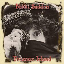 Nikki Sudden - Treasure Island [New CD] Boxed Set