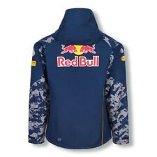 2016 Red Bull Racing Formula 1 Teamline Rain Jacket Perfect Condition