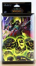WOW WORLD OF WARCRAFT Alex Horley Stackable Deck Tins NEW SEALED RARE OOP
