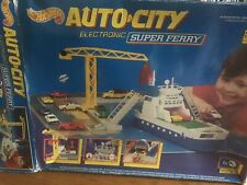 Auto city electronic Super Ferry