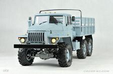 Newest UC6 Metal 1/12 6X6 Military Christmas Sale Crawler Cross RC #1 Detail Kit