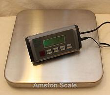 330 x 0.1 LB DIGITAL SHIPPING SCALE 12 x 12 TRAY POSTAL UPS FEDEX USPS WEIGHT