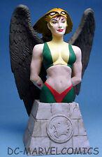 ADAM HUGHES HAWKGIRL WOMEN OF THE DC UNIVERSE Bust MIB statue Cover Girl Figure