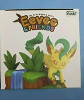 Funko Pokemon Center An Afternoon with Eevee and Friends - LEAFEON New