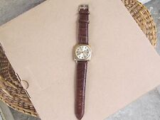 Vintage German Men's Watch Glashutte Spezimatic  BISON 26J, 70s- WORKS