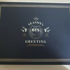 BTS BANGTANBOYS 2016 Season's Greeting Official Goods Preowned Kpop