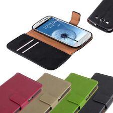 Handy Hülle für Samsung Galaxy S3 / S3 NEO Cover Case Tasche Etui Luxury Glatt