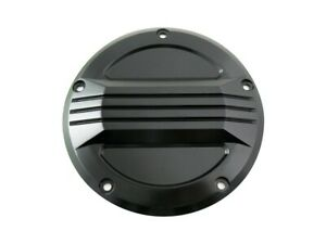 Black Air Flow Clutch Derby Cover for Harley Touring 16-20 FLHT FLHR
