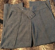 Worthington Modern Fit Pants Size 10 Gray Dress Slacks