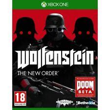 Wolfenstein The New Order VF XBOX ONE Neuf en Stock