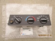 GM GMC CHEVY 15858579 ACDELCO 1573569 A/C HEATER CLIMATE TEMPERATURE CONTROL NEW