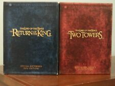 New ListingThe Lord of the Rings: The Two Towers, and Return of the Kings Dvd Both