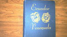 ECUADOR COLLECTION IN MINKUS ALBUM, MINT/USED