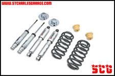 """2006-2009 Chevrolet Trailblazer SS Airbag Delete Lowering Kit 31.5"""" Belltech"""