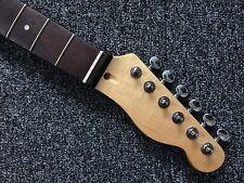 Soy nuevo señor Guitarra Cuello + sintonizadores se ajusta Fender, Squier, tele, telecaster No.19