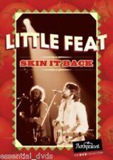 Little Feat Skin It Back New DVD Region ALL Sealed NTSC