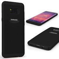 Samsung Galaxy S8 Plus Slim Back Case Schutzhülle Cover Schale Hülle Backcase