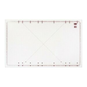 SULLIVANS Self Healing CUTTING MAT TableTop 59x36 Quilting Sewing Craft Table