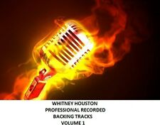 WHITNEY HOUSTON PROFESSIONAL RECORDED BACKING TRACKS VOLUME 1