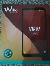 Smartphone Wikio italia view prime , Dual sim, 64 Gb, Nero