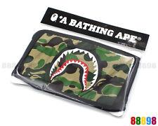New A Bathing Ape Bape Shark ABC Camo Green Face Mask