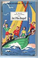 Bibliothèque de Suzette. Les 5 Mac-Dougall. Gautier-Languereau 1951. TTB