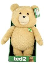 Official Ted 2 Explicit Talking Plush Stuffed Bear w/ Sound & Moving Mouth , 16""