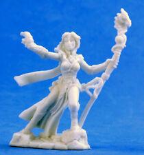1 x ANDRIESSA - BONES REAPER figurine miniature rpg jdr d&d sorceress sorciere