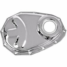 1954~1962 Chevy Pickup Truck Engine Timing Chain Gear Cover Chrome 6 CYL Dii