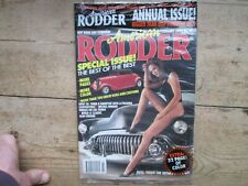 AMERICAN RODDER MAGAZINE FEBRUARY 1993 SPECIAL ISSUE UNOPENED AND UNREAD