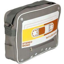 Retro Cassette Tape Messenger Sports Bag 30 off