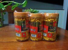 3 x Costar Royal Jelly 1610mg 6% 10-HDA 365 Capsules Made in Australia