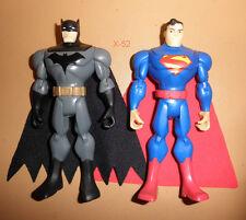 JUSTICE LEAGUE lot BATMAN v SUPERMAN figure TOY dc universe mattel CLOTH CAPE