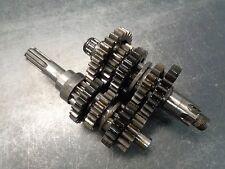 82 1982 KAWASAKI KLT250 KLT 250 3-WHEELER ENGINE TRANSMISSION TRANNY GEARS