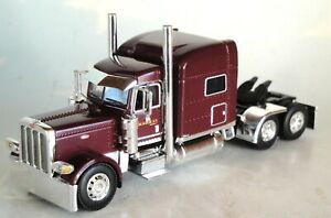 "DCP SCOTLYNN GARNET RED  PETERBILT 389 70"" SLEEPER CAB ONLY 1/64 60-0706 C"