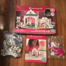 AMERICAN GIRL Isabelle's Ballet Recital Mega Blocks Construction Set 361 pcs