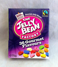The Jelly Bean Factory 36 Gourmet Flavours 75g (100g/5,32€)