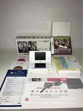 Gyakuten Kenji PREMIUM EDITION Capcom Nintendo DSi White rare Video Game Console