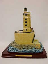 """Oneida Studios Lighthouse Point Collection St. George Reef, Ca 1998 6 3/4"""" Tall"""