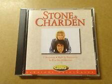 CD / STONE & CHARDEN: GOLD (L'AVVENTURA, MADE IN NORMANDIE, LE PRIX DES ALLUMETT