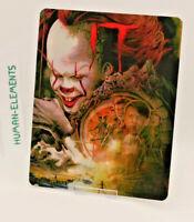 Stephen King IT (2017) - Lenticular 3D Flip Magnet Cover FOR bluray steelbook