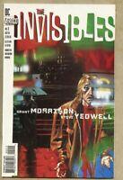 Invisibles #2-1994 vf/nm 9.0 The Invisibles Grant Morrison DC Vertigo