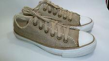 """Converse Tan """"MADE IN USA"""" Vintage & Rare Collectible Sneakers Men's Size 7 EUC"""