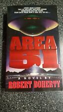 Area 51 by Robert Doherty (1997, Paperback) Science Fiction Novel