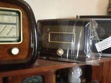 Radio MARCONI  Radio d'epoca mobile metallico, funzionante