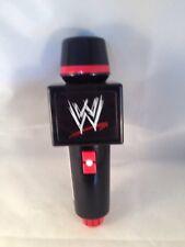 WWE RAW SMACKDOWN WRESTLING ELETTRONICO PARLANTE MICROFONO Cosplay giocattolo-working