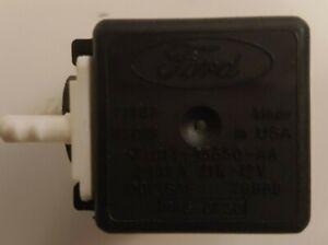 new genuine ford transit mk6 black indicator / hazard relay 4162892
